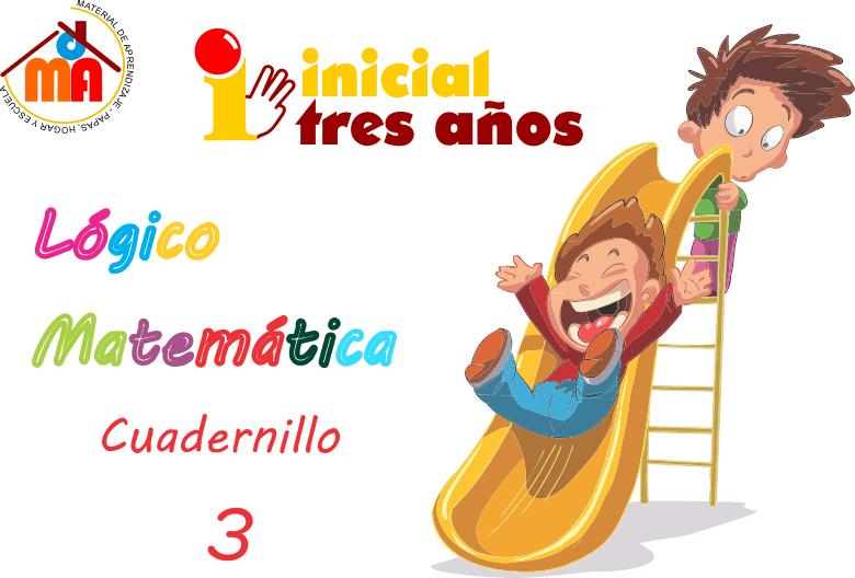 Cuadernillo matemáticas 3