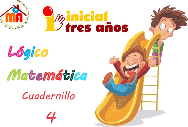 Cuadernillo matemáticas 4