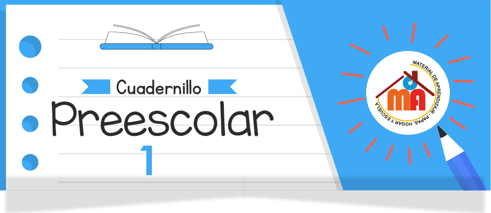 cuadernillo preescolar 1