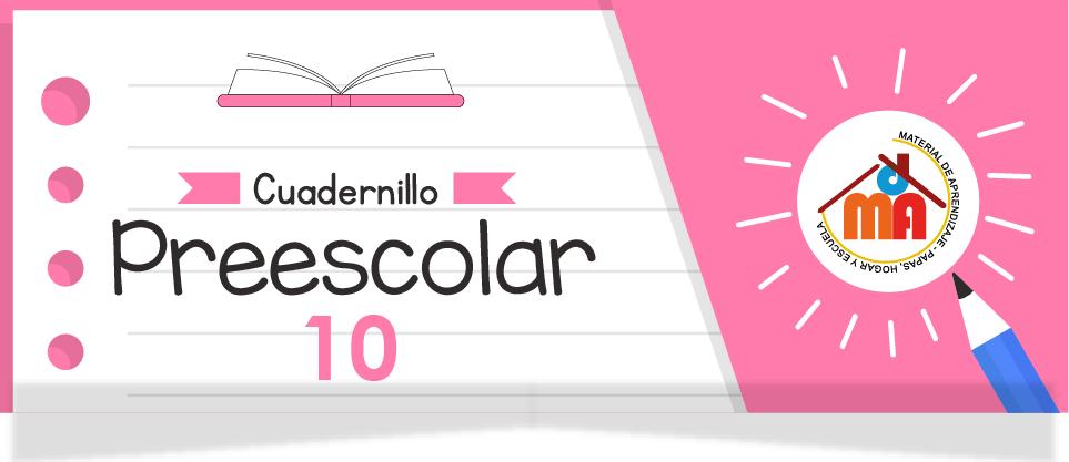 cuadernillo preescolar 10