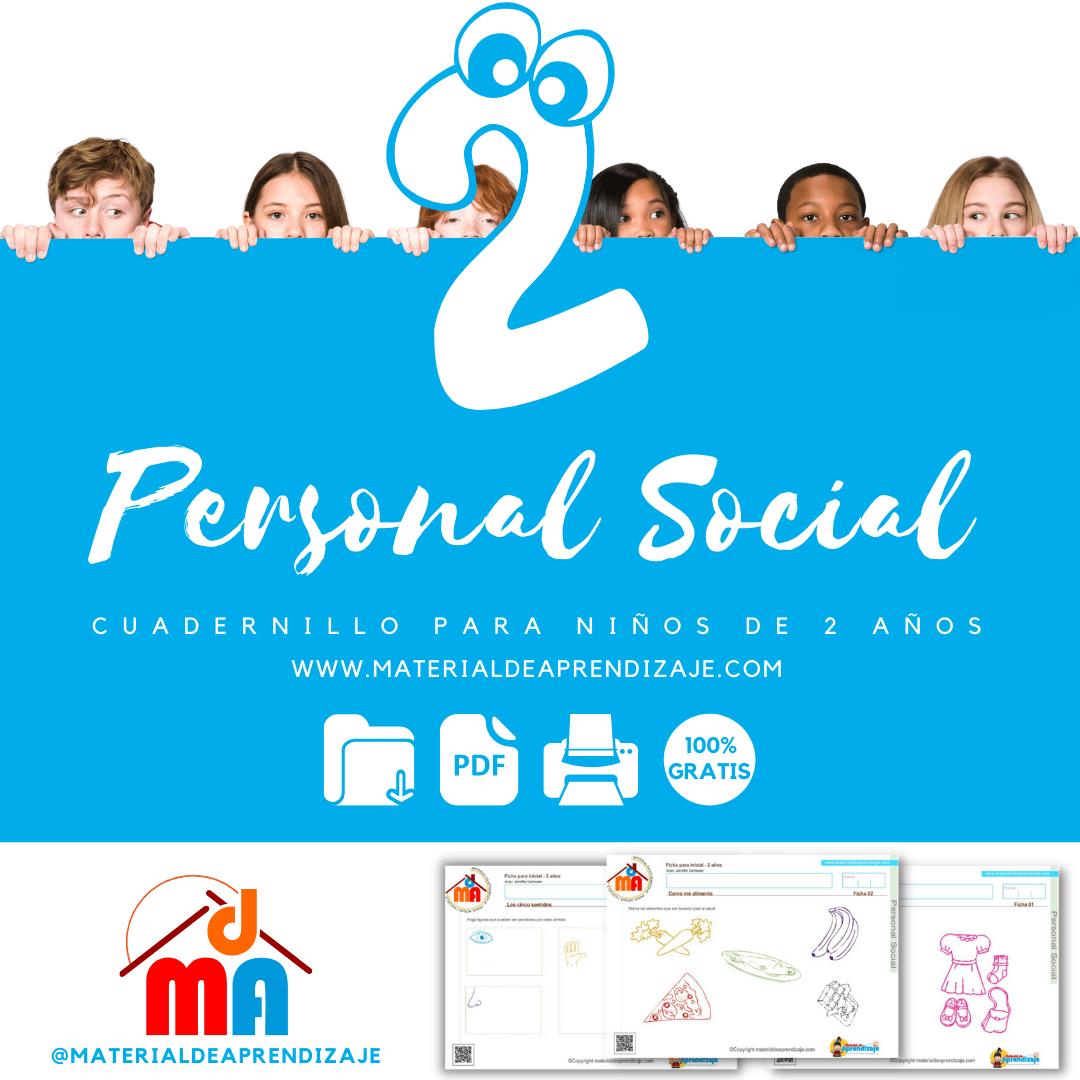Personal Social 2 años