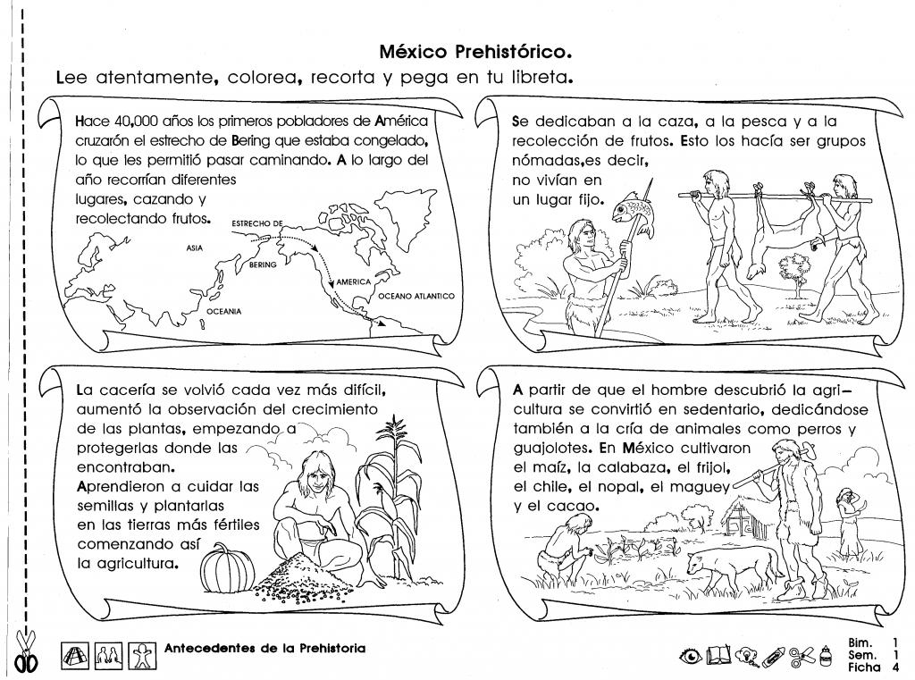 Prehistoria de México